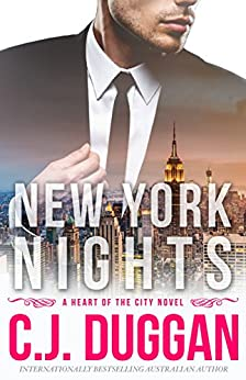 New York Nights (A Heart of the City romance Book 2) by [Duggan, C.J.]
