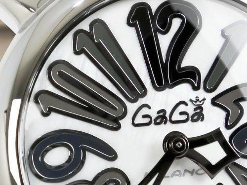 ガガミラノ GAGA MILANO マヌアーレ40MM ユニセックス 5020.5[並行輸入品]