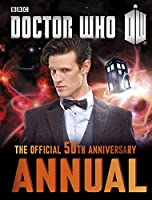 Official 50th Anniversay Annual (Doctor Who)