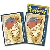 ポケモンセンターオリジナル ポケモンカードゲーム デッキシールド ぼうしをかぶったピカチュウ シンオウ