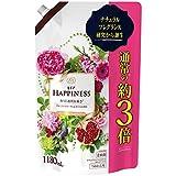 「レノア ハピネス 柔軟剤 ナチュラルフレグランスシリーズ フローラル&ざくろの香り 詰め替え 1180mL」のサムネイル画像