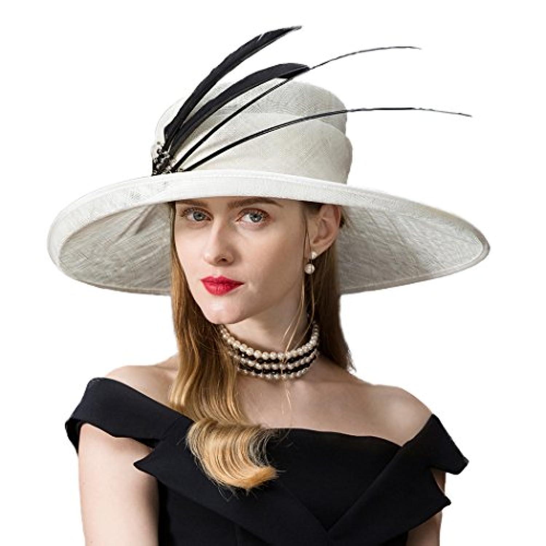 Dovaly HAT レディース US サイズ: One Size カラー: ホワイト