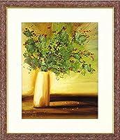 リチャード・アケルマン『白い花瓶』オフセットによる複製