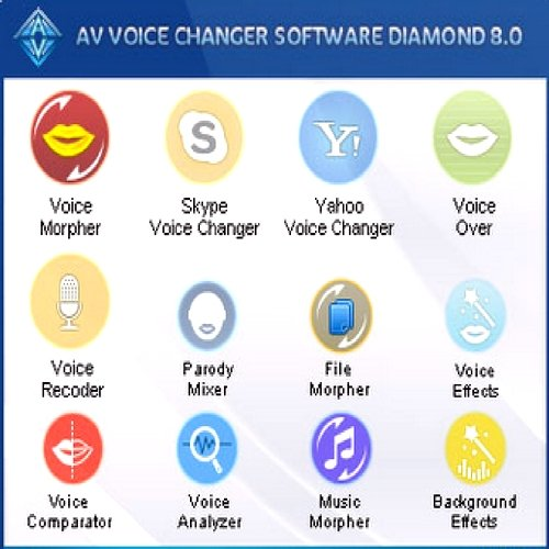 AV Voice Changer Software Diamond Edition ver.8 [ダウンロ・・・