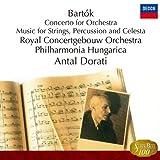 バルトーク:管弦楽のための協奏曲 画像