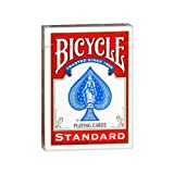 BICYCLE(バイスクル) 808 ライダーバック STANDARD トランプ 赤 ポーカーサイズ