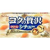 ハウス コクの贅沢シチュークリーム 140g×10個