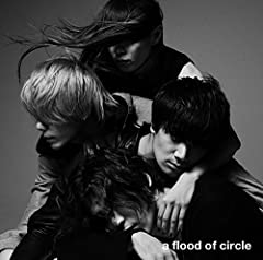 a flood of circle「Rising」のジャケット画像