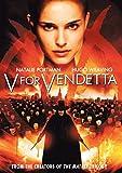 V フォー・ヴェンデッタ(初回生産限定スペシャル・パッケージ) [DVD] 画像