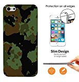 Best CELLBELL iPhone 4ケース - 002242 - Army Scene Soldier camouflage. cool Design Review