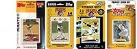 MLB Pittsburgh Pirates 4異なるライセンスTradingカードチームセット