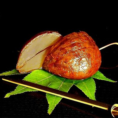 栗の渋皮煮 食彩の里 ふしみ 熊本県 新鮮な山都町産の栗をじっくり丁寧に仕上げた、風味豊かな渋皮煮