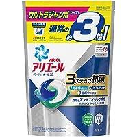 アリエール 洗濯洗剤 パワージェルボール3D 詰め替え ウルトラジャンボサイズ 52個