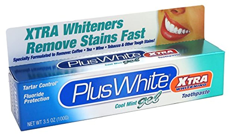 ジーンズ収縮資産強力ホワイトニング歯磨きミントジェル 104ml (並行輸入品)