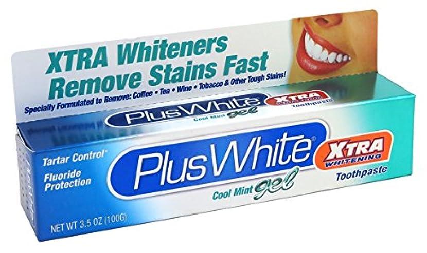 ポンプ同意もし強力ホワイトニング歯磨きミントジェル 104ml (並行輸入品)