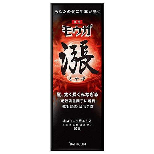 【医薬部外品】モウガ漲(ミナギ)120mL育毛剤
