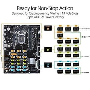 ASUS Intel B250搭載 マザーボード  LGA1151対応  B250 MINING EXPERT【ATX】