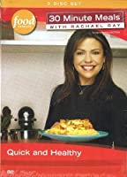30 Minute Meals with Rachael Ray - Quick and Healthy (3 Disc Box Set) [並行輸入品]