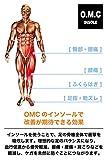 O.M.C TOKYO インソール 人間工学に基づいた衝撃吸収 画像