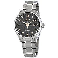 [セイコー]Seiko 腕時計 Automatic Grey Dial Men's Watch メンズ SRPC19 [並行輸入品]