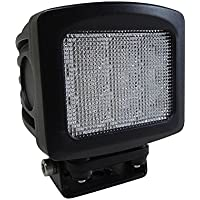 LED サーチライト (ワークライト) 投光器 作業灯 防水 船舶 船 ボート 漁船 漁 重機 フォークリフト デッキライト 12v 24v 兼用(一部48vまで対応) (ワイド)