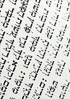 ポスター ウォールステッカー シール式ステッカー 飾り 182×257㎜ B5 写真 フォト 壁 インテリア おしゃれ 剥がせる wall sticker poster pb5wsxxxxx-007967-ds ユニーク 文字 本 ノート 白黒 写真