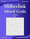 Slitherlink Mixed Grids: Medium, 276 Puzzles