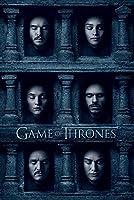 Game of Thrones ゲーム オブ スローンズ ポスター ホール オブ フェイスズ 212