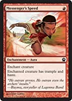 Magic: the Gathering - Messenger's Speed (129/249) - Theros