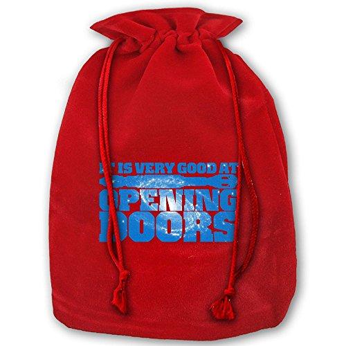 ラッピング袋 ナップサック 巾着袋 ドアを開ける 非常に良い...