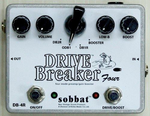 sobbat ソバット エフェクター ディストーション/オーバードライブ DRIVE Breaker 4 SB-DB4R