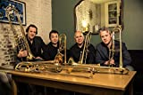 Slide Monsters Trombone Quartet featuring Eijiro Nakagawa Joseph Alessi Marshall Gilkes Brandt Attema 画像
