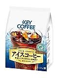 キーコーヒー アイスコーヒー 320g ×3袋 レギュラー(粉)