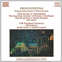 French Festival (Clark, Csr So) by Various Artists (1991-03-22)