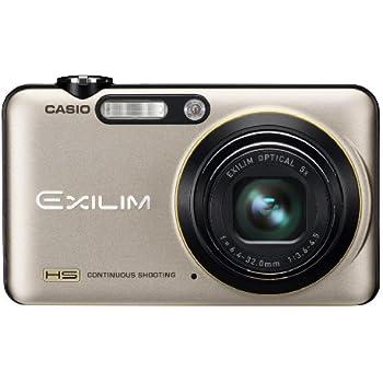 カシオ計算機 カシオ デジタルカメラ HI-SPEED EXILIM EX-FC150GD ゴールド EX-FC150GD