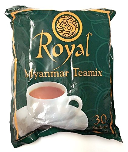 Royal Myanmar Teamix ミャンマー紅茶 2...