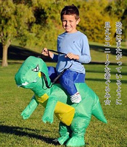 (シナップ) SINAPP 着ぐるみ コスプレ ハロウィン 怪獣 恐竜 インフレータブル 仮装 衣装 子供 大人 レディース メンズ ユニセックス HI 150 (大人用)