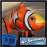 Air Swimmer エアスイマー ニモ クマノミ 魚が空を飛ぶ!? 新体験 魚型 ラジコン 【AS001】