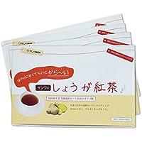 サンワ食研 しょうが紅茶 4箱セット(30包×4)