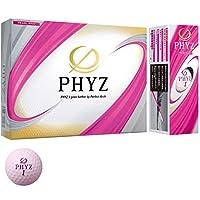ブリヂストン PHYZ ボール PHYZ ボール 3ダースセット 3ダース(36個入り) パールピンク