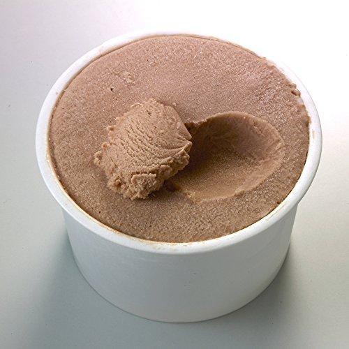 低糖工房 砂糖不使用 アイスクリーム チョコ味 6個入り【糖質制限中・ダイエット中の方に!】