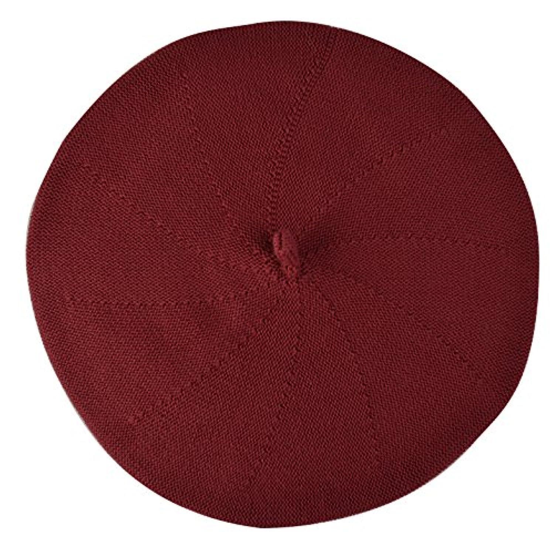 (カービーズ) curvy's ベレー帽 レディース ベレー 帽 帽子 コットン