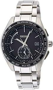[セイコー]SEIKO 腕時計 BRIGHTZ ブライツ ソーラー電波修正 サファイアガラス スーパークリア コーティング 日常生活用強化防水 (10気圧) SAGA167 メンズ