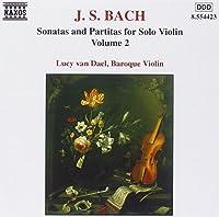 Sonatas & Partitas for Solo Violin 2