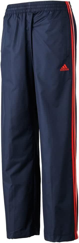 (アディダス)adidas 3S ウインド パンツ KF067 Z05002 カレッジネイビー/ライトスカーレット L