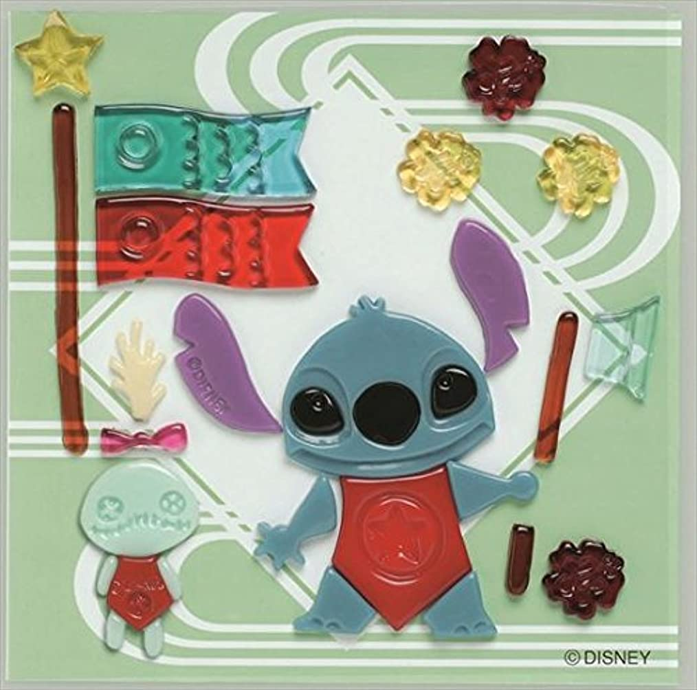 収益ゲージ女優ディズニー( Disney ) ジェルジェムディズニーバッグS 「 キンタロウスティッチ 」 E1050027