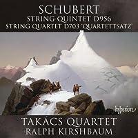 Schubert: String Quintet D.956 / String Quartet D.703- Quartettsatz (2012-11-13)