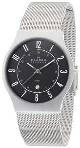[スカーゲン]SKAGEN 腕時計 basic steel mens 233XLSSM ケース幅: 36mm メンズ [正規輸入品]