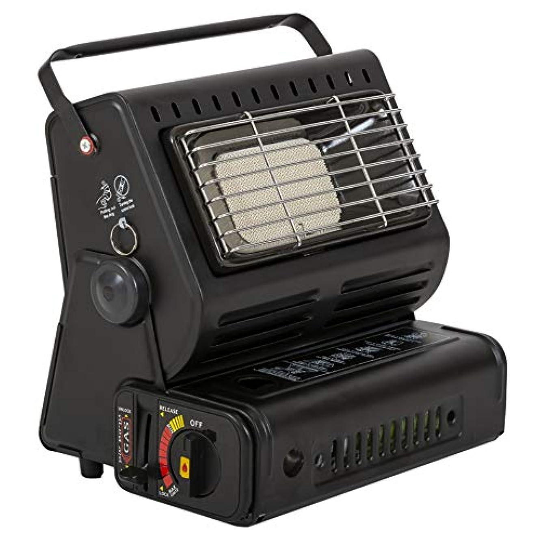 姿を消すバックアップ扱いやすいHighlander Compact Gas Heater - Green