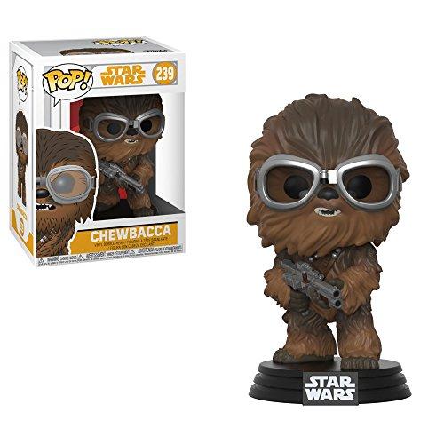 Solo: A Star Wars Story(ハン・ソロ/スター・ウォーズ・ストーリー) チューバッカ FUNKO/ファンコ POP VINYL ミニボブルヘッド [並行輸入品]